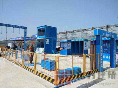 南京万科体验馆项目