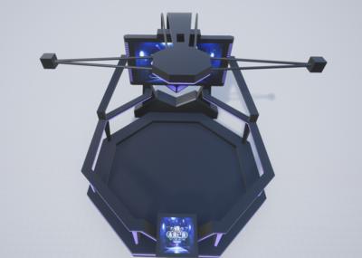 VR智能行走平台插图(2)